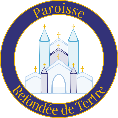 logo de la paroisse de Tertre