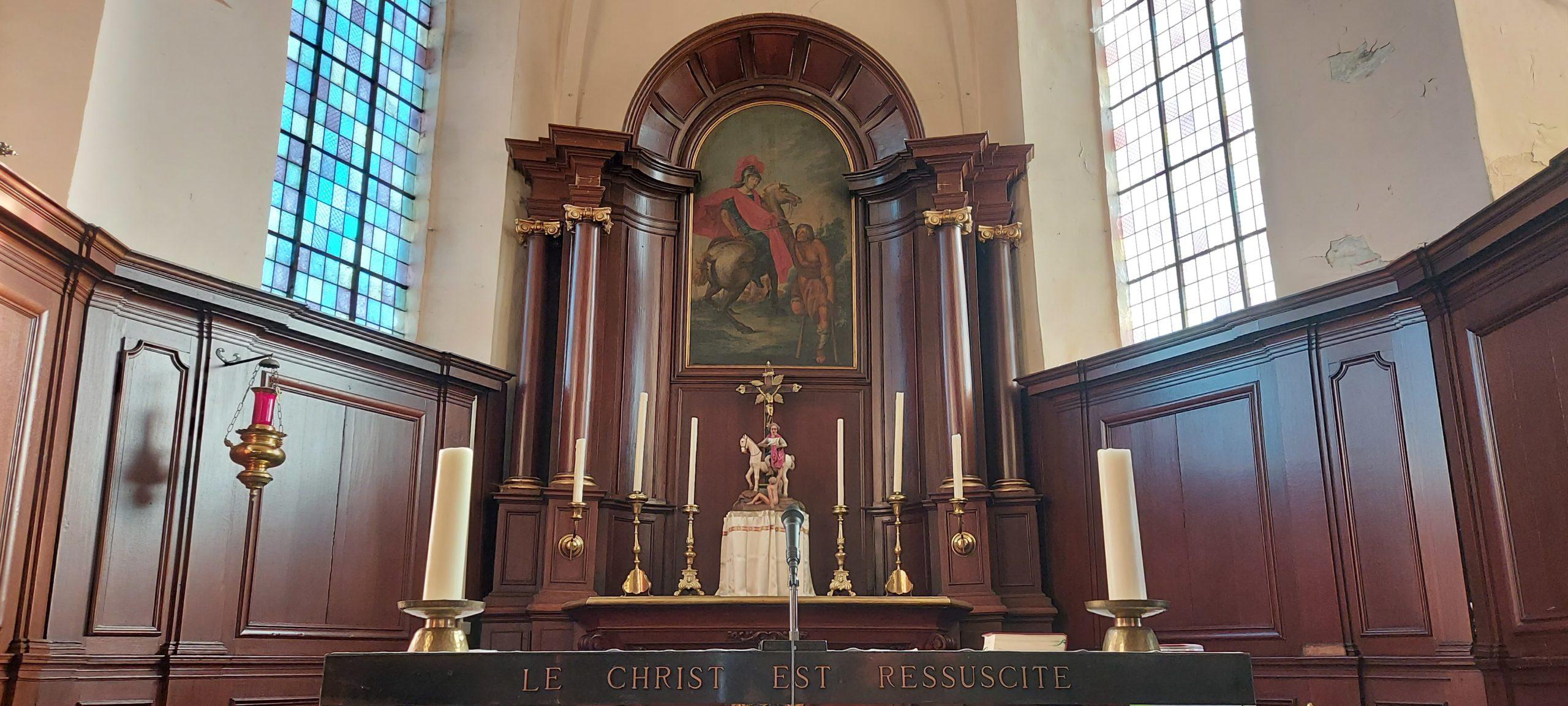 Neufmaison - tabernacle