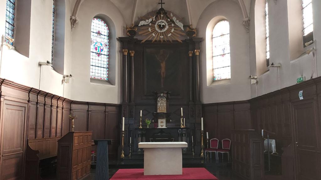 Villerot - autel